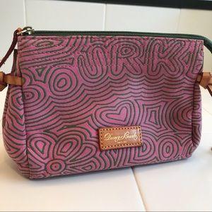 Dooney & Bourke Accessory/Makeup Bag/Pouch